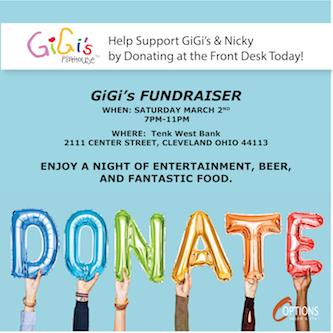 Gigi Fundraiser