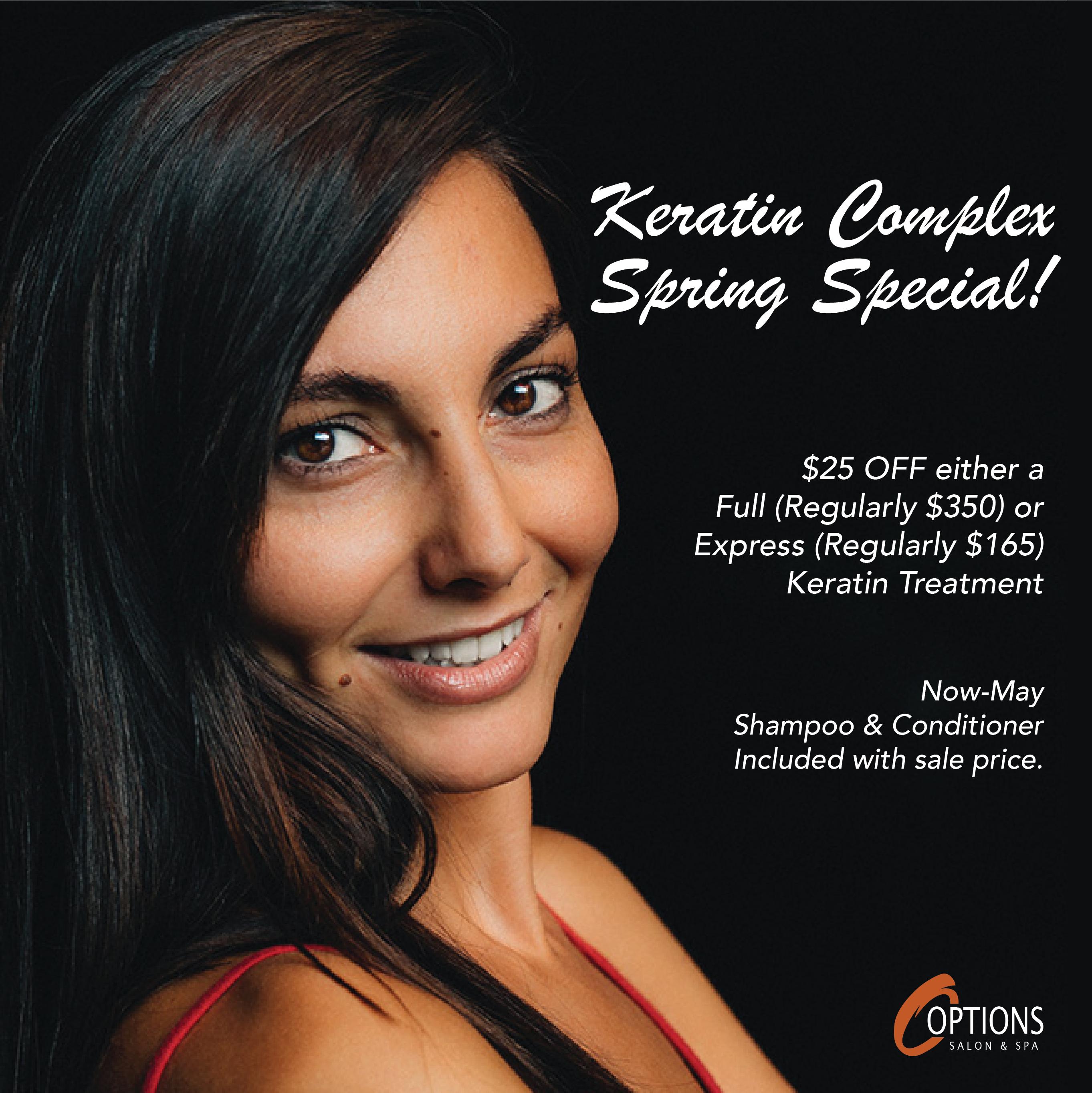 Keratin Complex Special