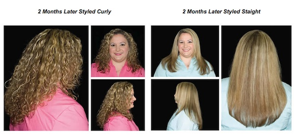 Keratin Smoothing Therapy Treatment