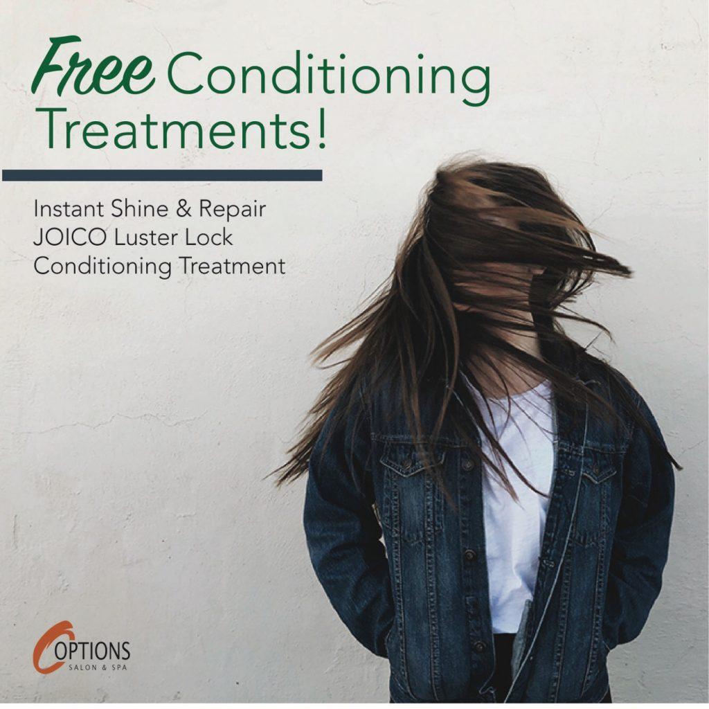 Free Conditioning Treatments