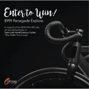 Bike MS Raffle - Enter to Win