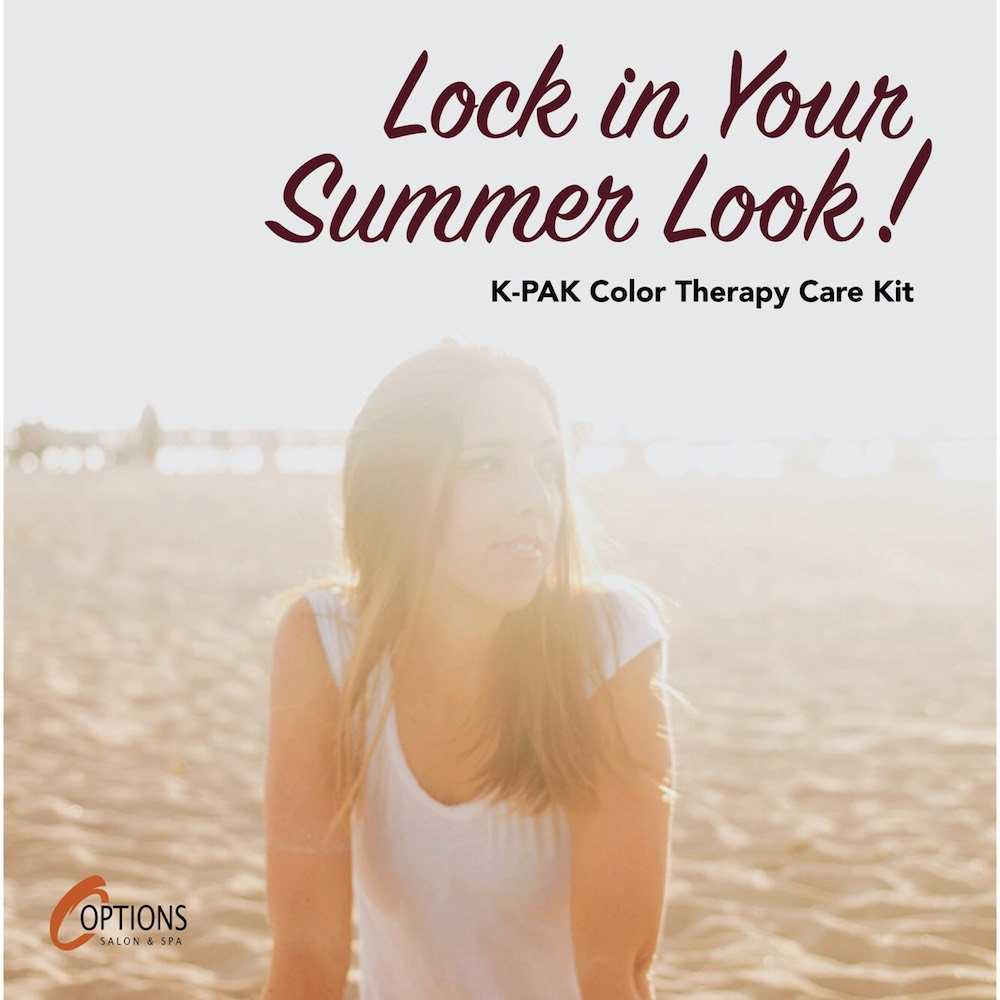 Lock in Your Summer Look! graphic