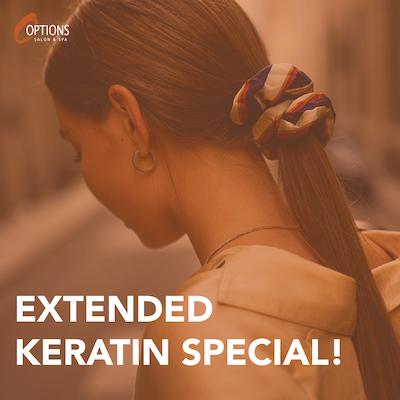 Extended Keratin Special